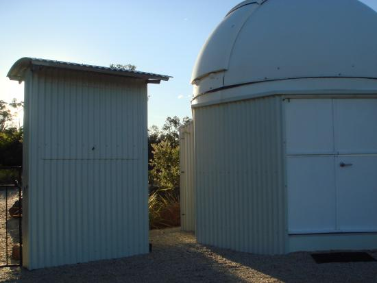 Observatory at Taylors Fine Sapphires Rubyvale