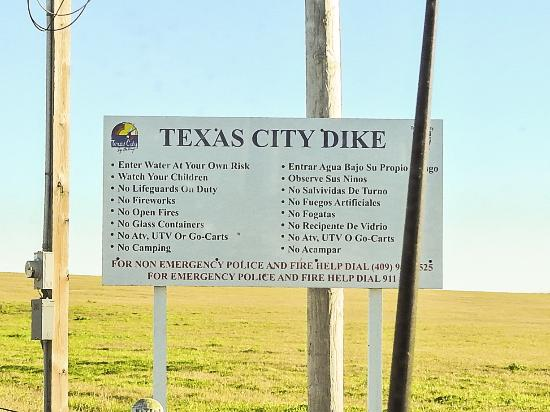Texcity dike rules picture of texas city dike texas for Fishing rules in texas