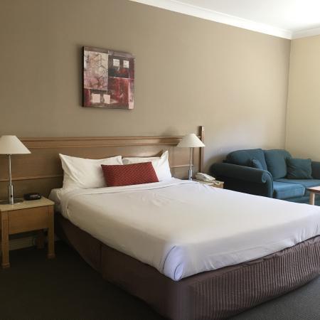 Comfort Inn Dandenong: Standard Room