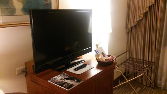Imperial Hotel Taipei: TV47型ぐらい