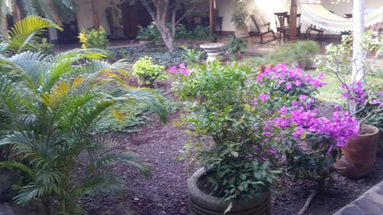 Hotel Patio del Malinche: Verdaderamente sensacional ,es como estar en casa ..trankilidad ,relax y sobre todo muy buen amb