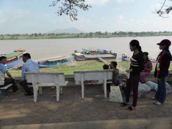 Kampong Chhnang Province Foto