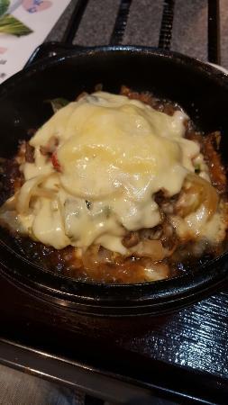 Charcoal fire grilled meat & Korean cuisine Sonam