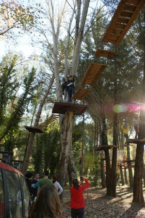 Parque Aventura Sierra Norte