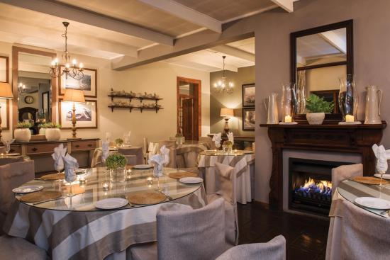 Nottingham Road, África do Sul: Dining Room