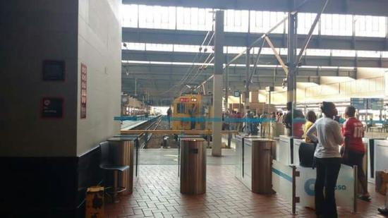 ‪Pretoria Main Train Station‬