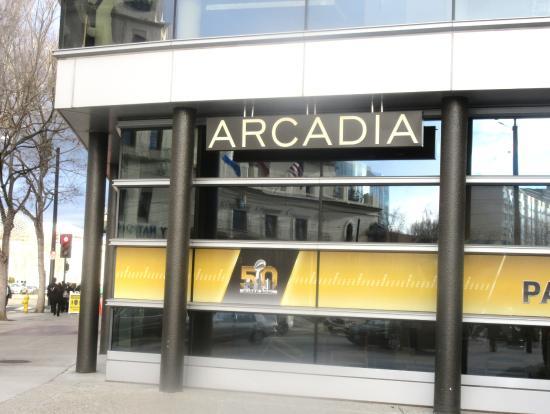 Arcadia Restaurant San Jose