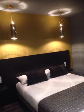 Mantry, Frankrig: Chambre confort