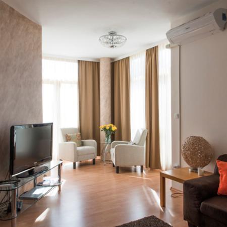 Feng Shui Wellness Apartmenthouse: superior apartment