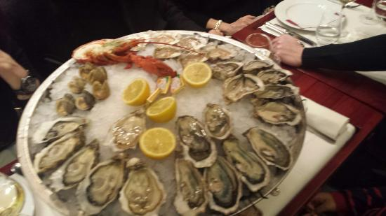Le Grand Cafe Capucines - Picture of Le Grand Cafe Capucines ...