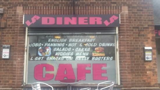 Beeston, UK: LA Diner