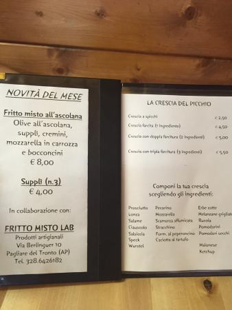Arcevia, Italie : Il Picchio