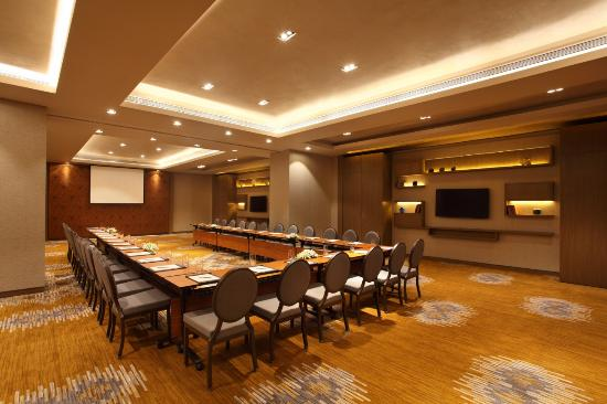 Meeting Rooms - Atelier 3&4 - Picture of Hyatt Regency Ahmedabad ...