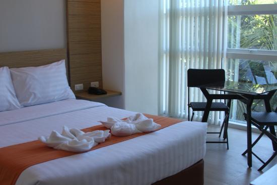 Chambre hotel mactan deluxe queen