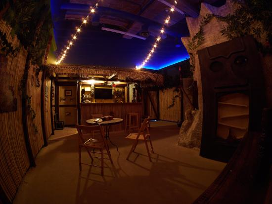 60Out Escape Rooms: Tiki Palace