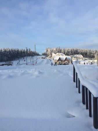 Ski Complex Gora Listvennaya
