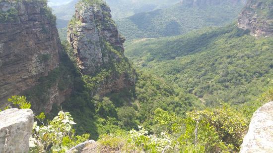 كوازولو ناتال, جنوب أفريقيا: Oribi Gorge Nature Reserve