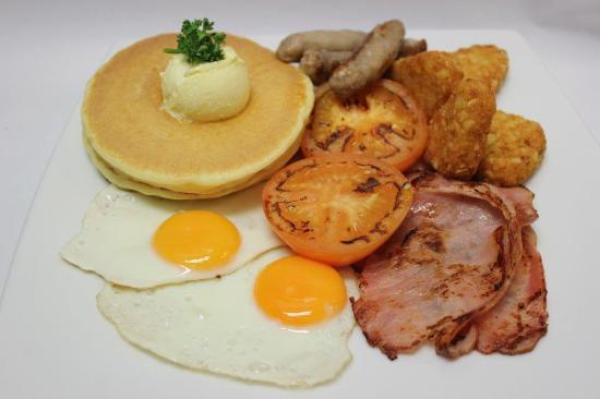 Greater Perth, أستراليا: Breakfast