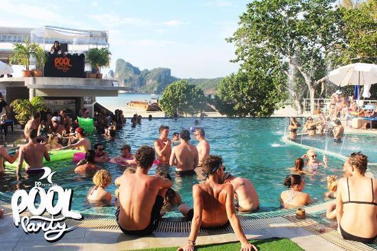 pp princess resort pool with sea view picture of pp princess pool rh tripadvisor ca