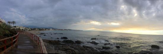 Sitio de Calahonda, Spain: Panoramic early morning Piccies