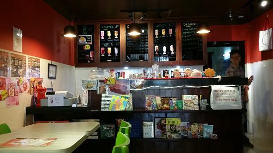 Ta Khmao Cambodia  city photos : Cafe interior Picture of LoveSG Cafe, Ta Khmao TripAdvisor