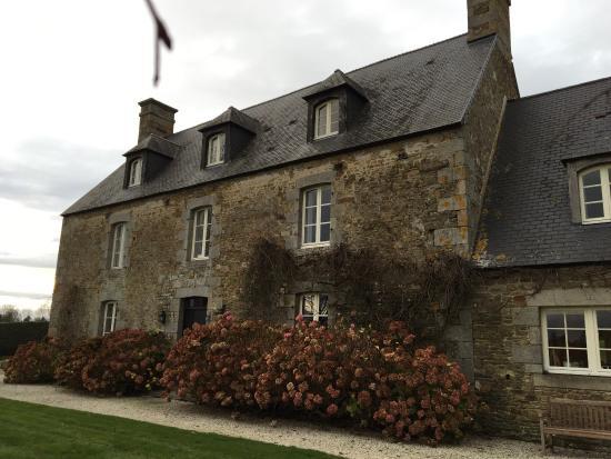 Dragey Ronthon, Frankrike: Le Domaine de Belleville