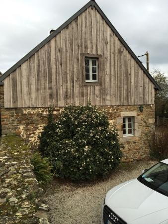 Dragey Ronthon, Frankrig: Le Domaine de Belleville