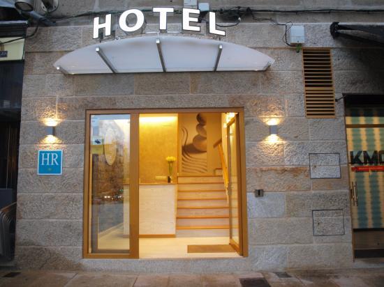 Hotel Puerta de Sol: Puerta hotel