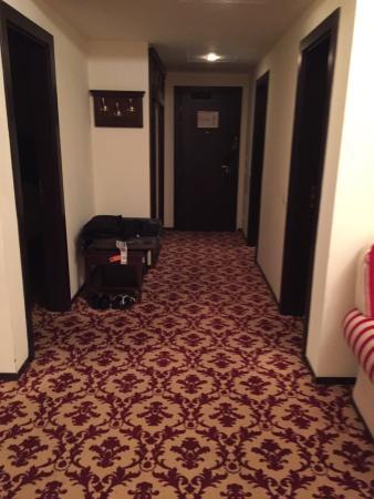 Hilton Sibiu: Executive Suite