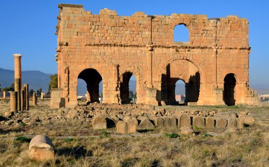 Batna, Algeria: Lambese Ruins