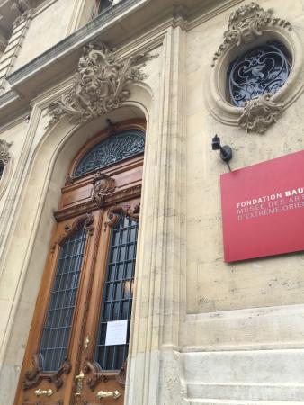 Fondation Baur, Musée des Arts d'Extrême-Orient Foto