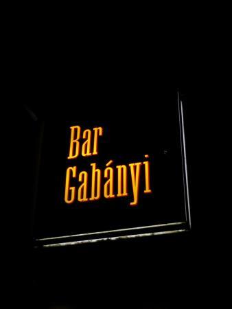 Bar Gabanyi