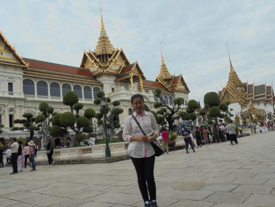 Grand palace - Picture of The Chakri Group (Phra Thinang ...