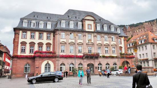 Altstadt (Old Town) : 市庁舎
