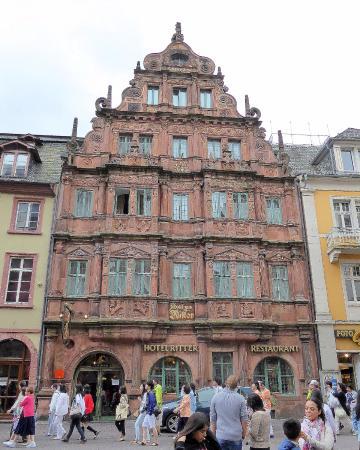 Altstadt (Old Town) : 騎士の家