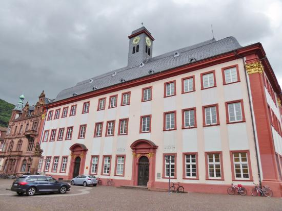Altstadt (Old Town) : ハイデルベルク大学