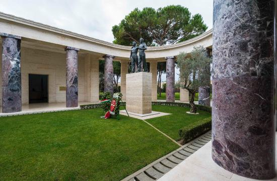 Sicily Rome American Cemetery and Memorial Photo