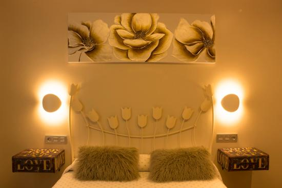 Hotel Puerta de Sol: Habitación matrimonio