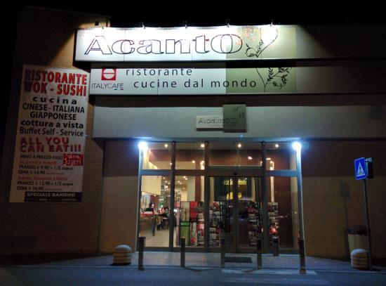 Acanto Restaurant... - Picture of Acanto Cucine Dal Mondo, Novi ...