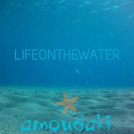 Amoudaki All Day Coffee Bar: Life on the water