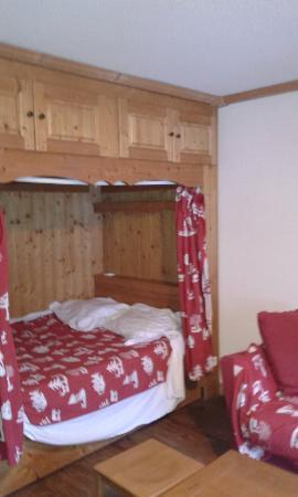 Les Houches, Francia: Appartamento n°19 con vista sul monte BIANCO