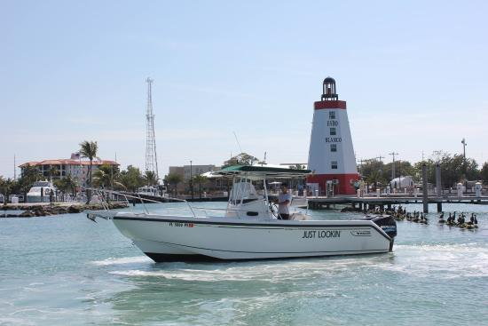 Marathon Boat Rentals