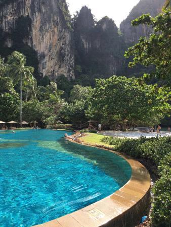 Rayavadee Resort - Picture of Rayavadee Resort, Railay ...
