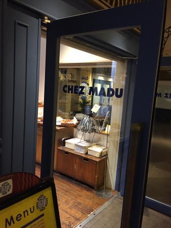 Cafe Chez Madu