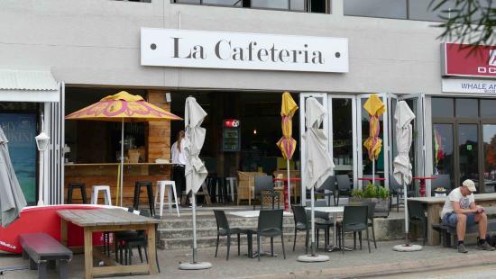 La Caféteria : nice rest - Picture of La Cafeteria Plett ...