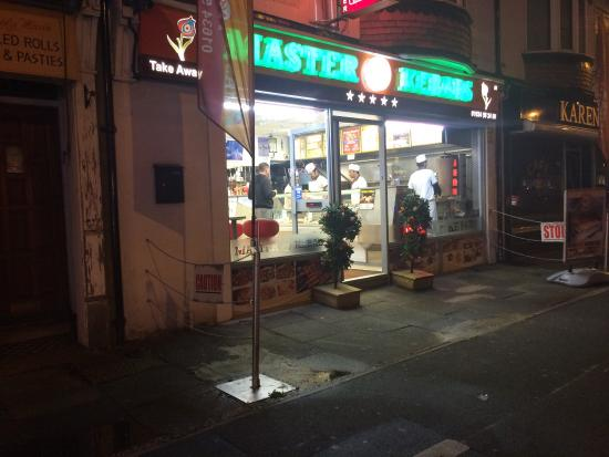Gillingham, UK: Love kebab love quality.