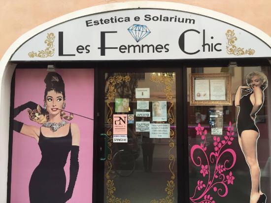 Les Femmes Chic Estetica e Solarium di Barbierato Vanessa