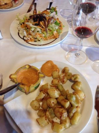 Sant Pere Molanta, Spanien: Restaurant La Posada de Sant Pere
