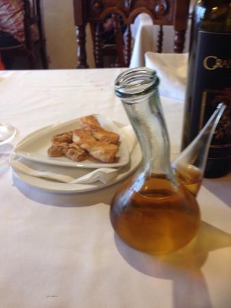 Sant Pere Molanta, España: Restaurant La Posada de Sant Pere
