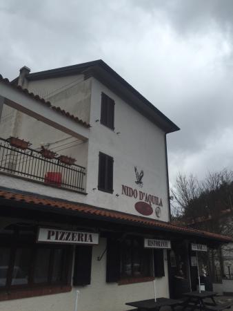 Badia Tedalda, Italia: Very nice restaurant friendly staff
